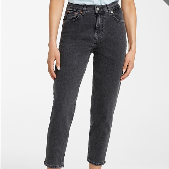 ✨LEVI Mom Jean Straight Fit Jeans